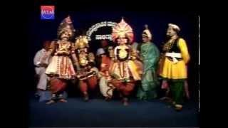 Yakshagana -  Eshwar Nayak Manki - Gopal Ganiga - Saligrama Mela