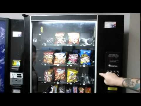 Life Hack - How to Make a Vending Machine Exchange Money