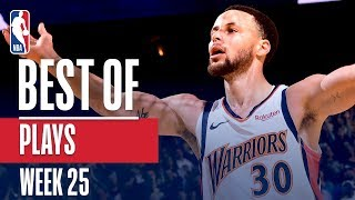 Download NBA's Best Plays | Week 25 Mp3 and Videos