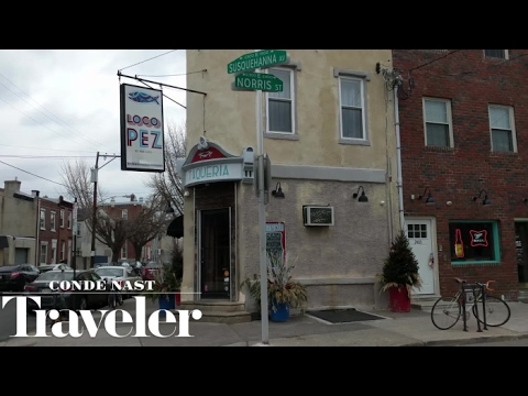 A Walk Through Philadelphia's Coolest Neighborhood | Condé Nast Traveler