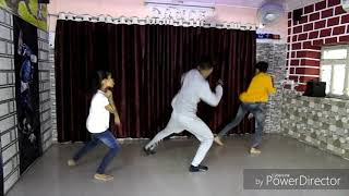 #ZaraPassAyo #millindGaba shubham choreography || hip-hop dance || new hindi song Zara Pass Ayo
