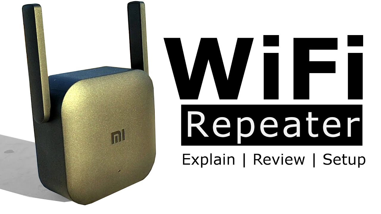 What Is Repeater In Networking Xiaomi Mi Wifi Pro Review Amplifier Extender V2