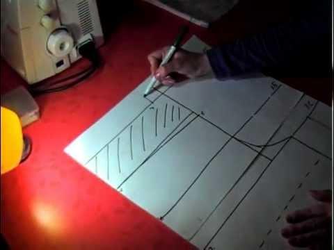 Смотреть Пошив пижамы - полный процесс
