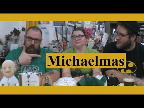 Saintly Saturday: Michaelmas