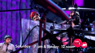 Badri Badariyan promo, Mame Khan, Mili Nair, Amit Trivedi, Coke Studio @ MTV Season 2