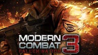 Modern Combat 3: Fallen Nation Walkthrough