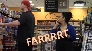 Leg shaking Fart PRANK!! ULTIMATE Farting in Public!! Sharter Saturdays S1•Ep 46