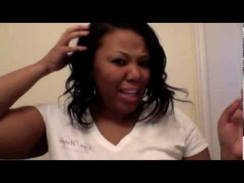 Toya Wright Hair Review Before After Install