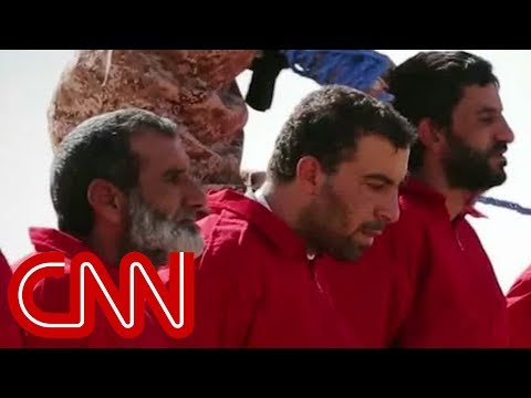 ISIS executes spies within their ranks