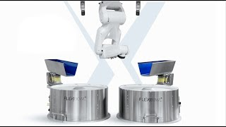 Innovative Flexible feeding System for factory automation