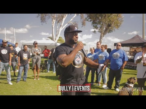 San Diego Hometeam Bully BBQ 2017 - Event Coverage