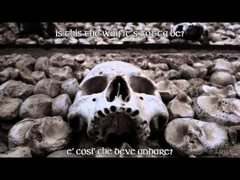 Dear Agony - Breaking Benjamin (lyrics and italian translation)
