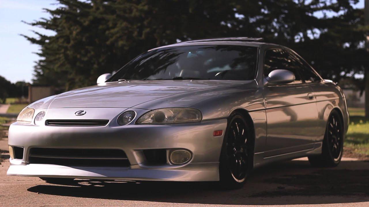 1998 Lexus Sc300 Youtube