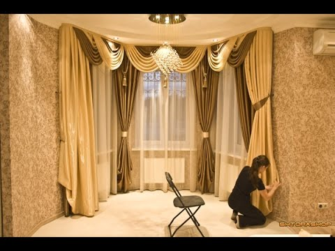 Curtains in living room pictures