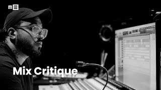 Mix Critique with Frank Socorro and...