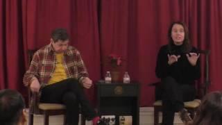 In Conversation: Richard Price and Lorraine Adams