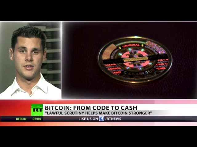Code to Cash: 1st bitcoin ATM opens in Canada