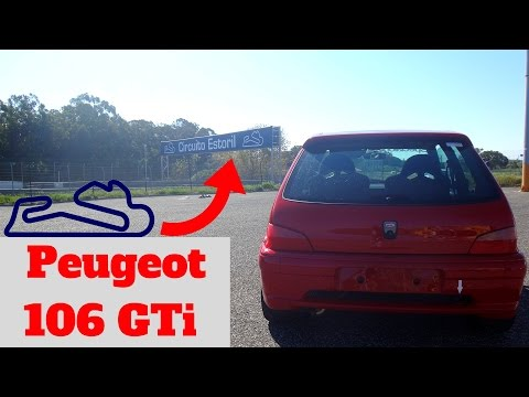 Track Peugeot 106 GTi - Portugal Stock and Modified Car Reviews