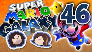 Super Mario Galaxy: Meaningful Pain - PART 46 - Game Grumps