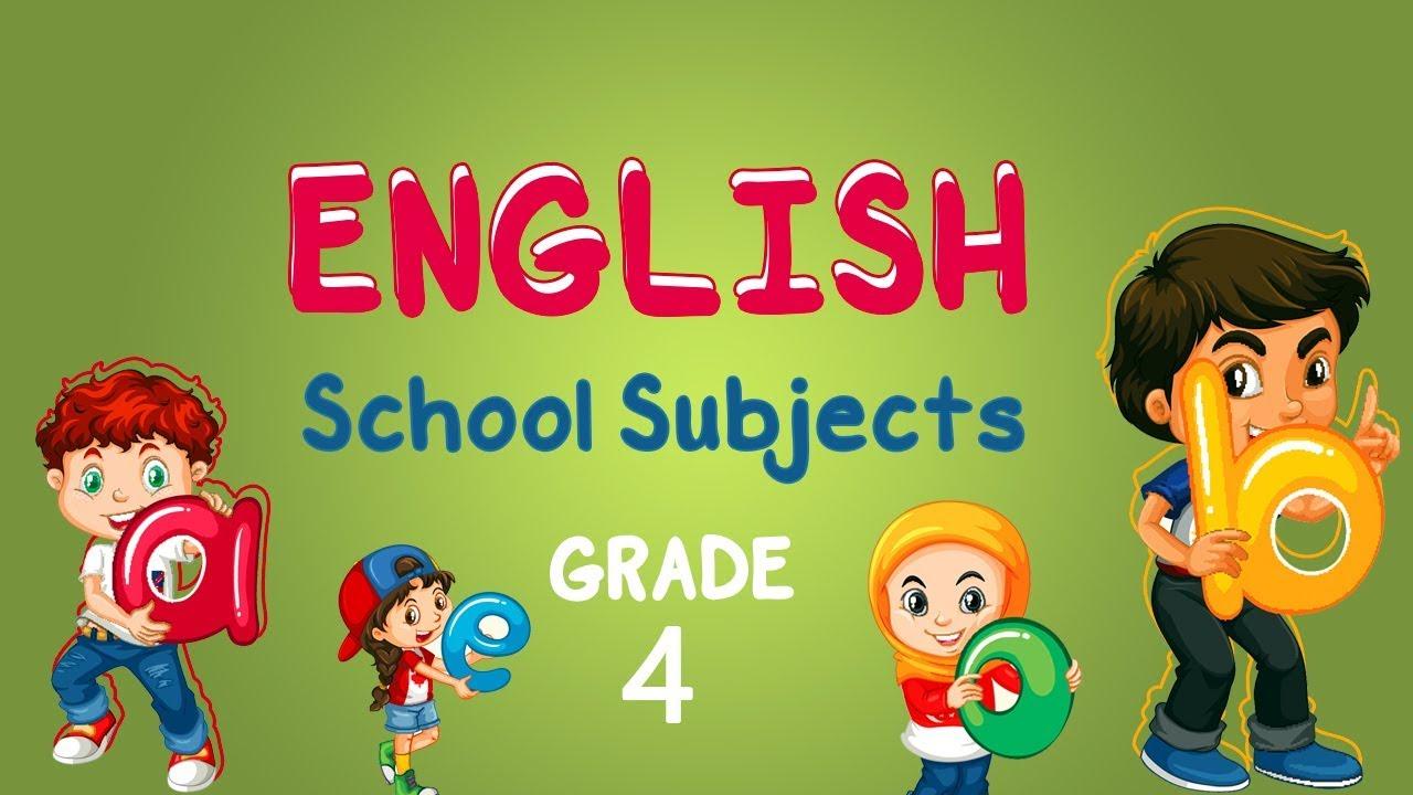 Deped English Grade 4