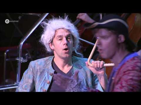 Familieconcert: Willem & Wolfgang - Residentie Orkest met Remko Vrijdag en Rutger de Bekker