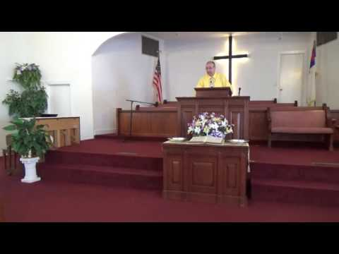David Noble - The Sufficiency of Christ