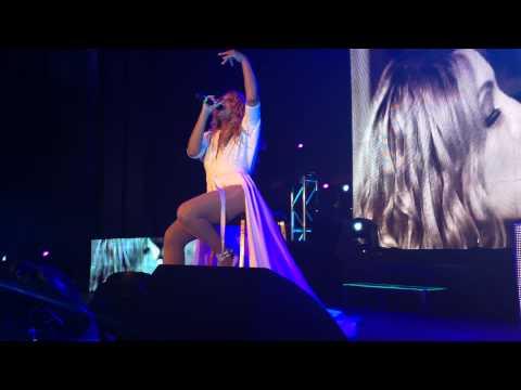 Tamar Braxton - Prettiest Girl - Love and War Tour