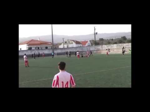 Duarte Carapito - Jogada Individual + Livre direto