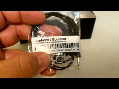 Samsung GT-B7722 Unboxing Video - Phone in Stock at www.welectronics.com
