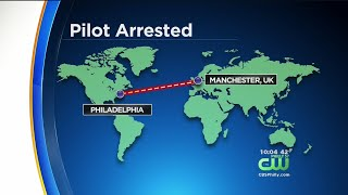 American Airlines Flight To Philadelphia Canceled After Pilot Is Arrested