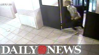 Surveillance footage shows suspects in Carey Gabay death
