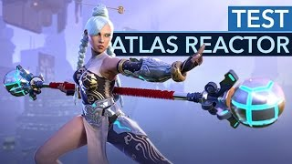 Atlas Reactor - Test-Video: Overwatch trifft XCOM