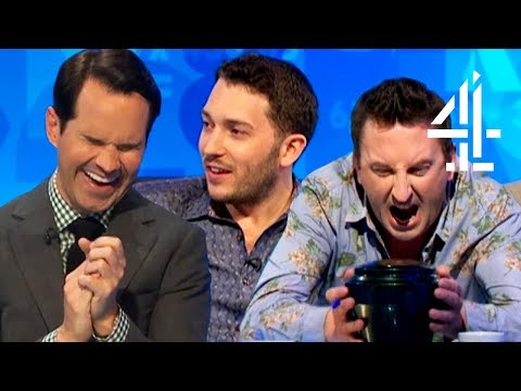 Jon's OUTRAGEOUS Comment About Lee Mack's Nan! | 8 Out Of 10 Cats Does Countdown | Best of Lee Pt. 2