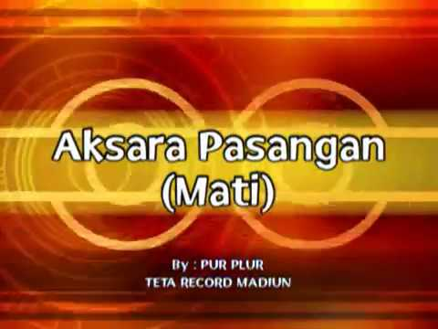 Pasangan Aksara Jawa Youtube