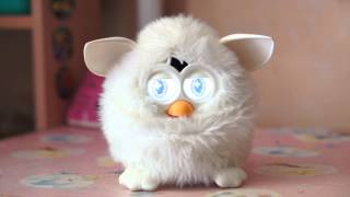 Обзор интерактивной игрушки Фёрби (Furby 2012-2013) от Hasbro(Обзор новой интерактивной игрушки Фёрби от Hasbro, с разрешения дочери сделал небольшой обзор на ее игрушку,..., 2013-05-10T11:18:03.000Z)