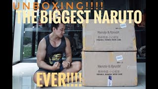 UNBOXING THE BIGGEST NARUTO KURAMA RESIN FIGURE by XCEED STUDIOS