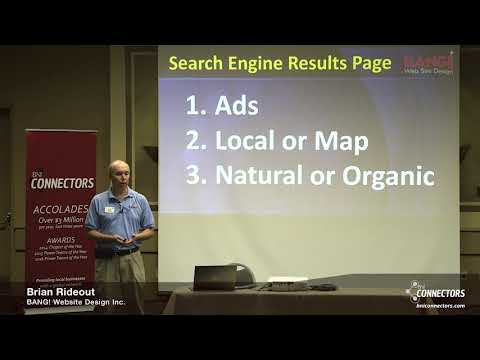 Brian Rideout | BANG! Website Design Inc - BNI Presentation