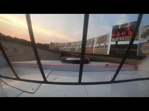 Deer Creek Speedway 08/04/18 Steven Amundson feature pt.2
