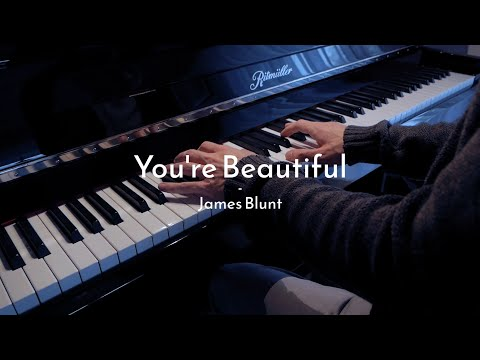 You're Beautiful - James Blunt - Piano Cover