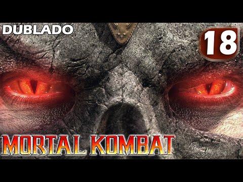 18. Mortal Kombat 9 (Dublado) em Portugu锚s-BR