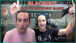 BLACKOUT WIN EVERY GAME SOLO PLAYING CALL OF DUTY BLACK OPS 4 BATTLE ROYALE!