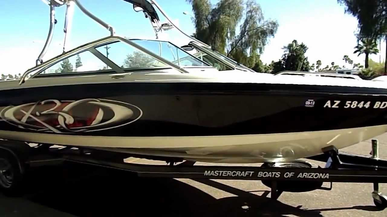 2001 Mastercraft X30 Wakeboard Wakesurf Boat For Sale