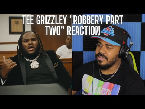 Tee Grizzley – Robbery Part Two [Official Video] REACTION