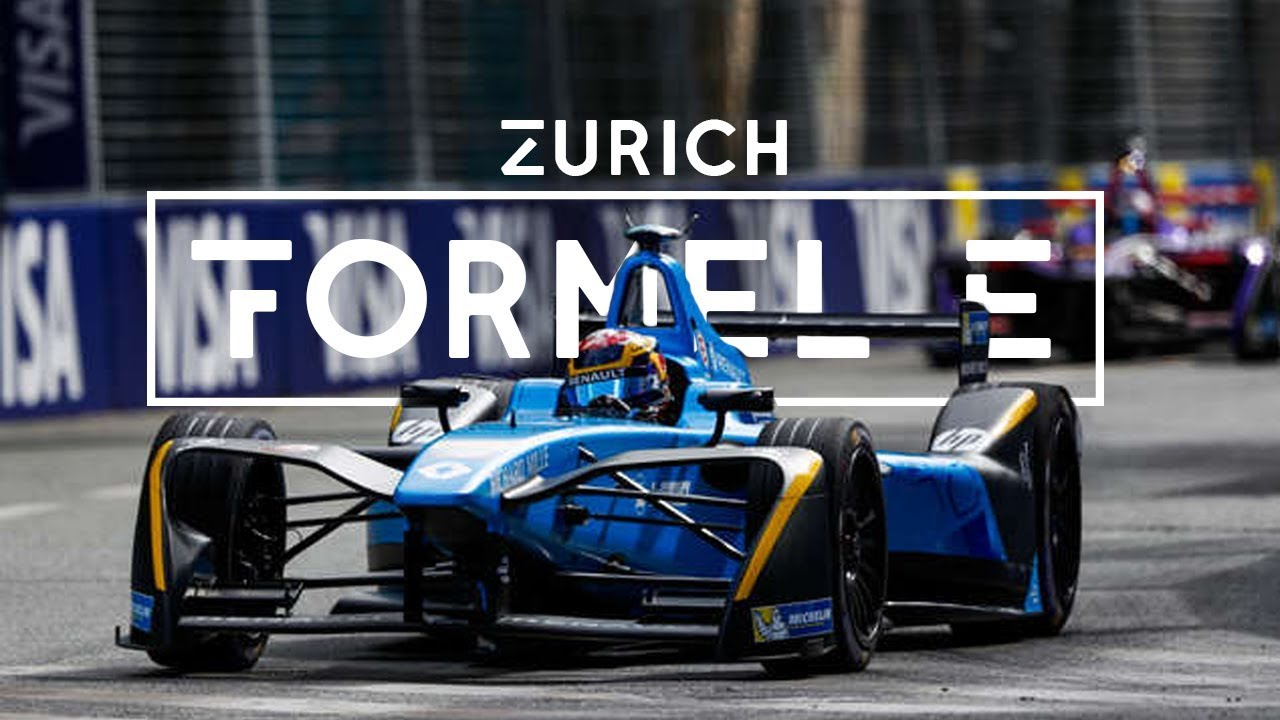 Formel E 2018 Zurich // a look back