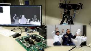 Real-time Hybrid Stereo Vision System for HD resolution disparity map(BMVC2014)