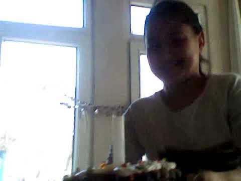 Kuzenimin doğum günü