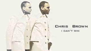 Chris Brown - I Can