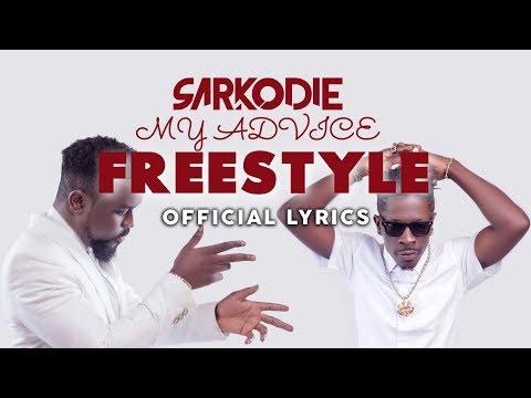 Sarkodie - My Advice Freestyle  (Official Lyrics) Shatta Diss