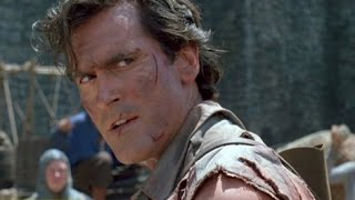 Groovy! Evil Dead Post Credits Scene HD (Ash Williams Cameo!) After Credits Scene