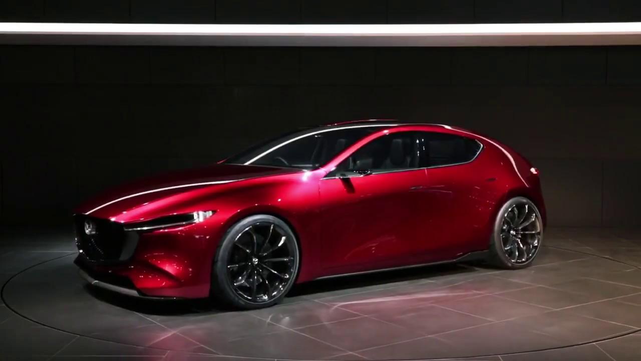 Kai Concept | Mazda Concept Car | Tokyo Motor Show | Mazda Nederland